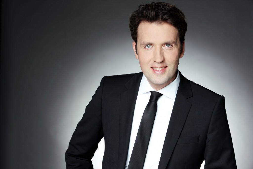 Jan Peter Lacher plant den Programmablauf von RTL.