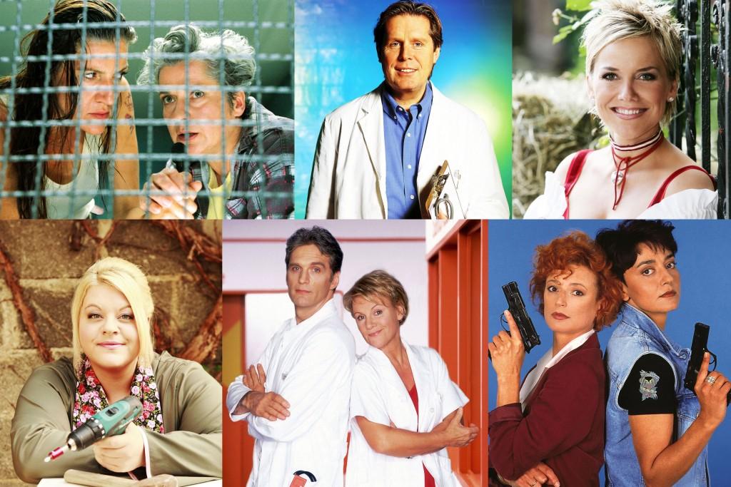 Ärzte, Polizisten, Gefängnis: RTL bringt alte Serien zurück auf dem Fernsehschirm