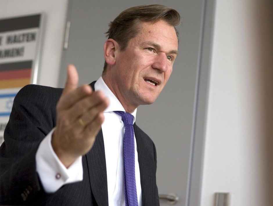 Mathias Döpfner, der Vorstandsvorsitzender der Axel Springer SE