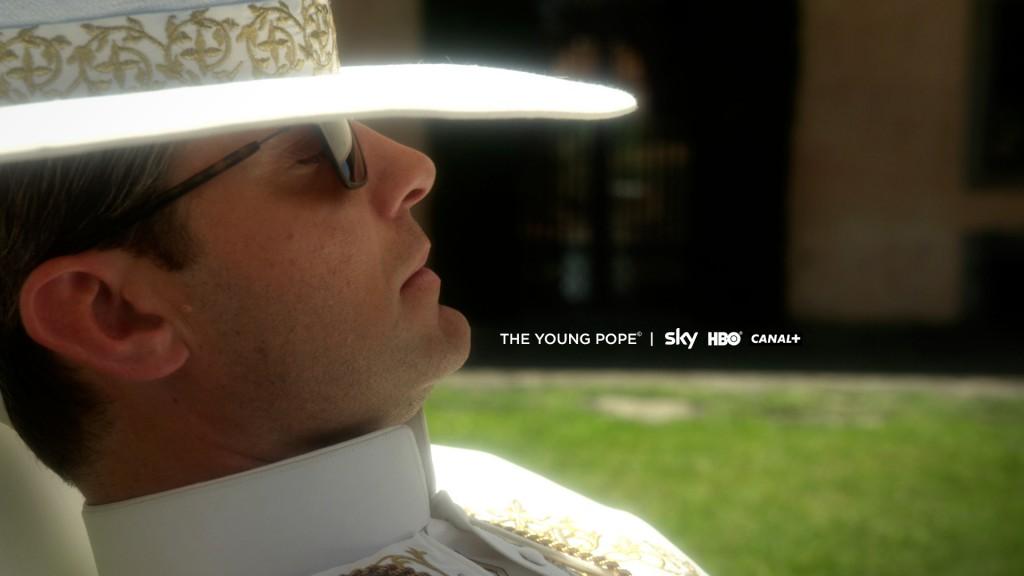 Jude Law spielt den Papst