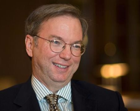 "Bild zu: Google CEO Eric Schmidt: ""The next big wave in advertising is the mobile internet"""