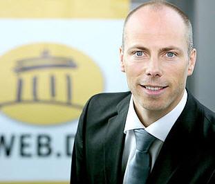 Bild zu: Web.de will Web 2.0-Zentrale werden <b>Jan Oetjen</b> ... - Jan-Oetjen
