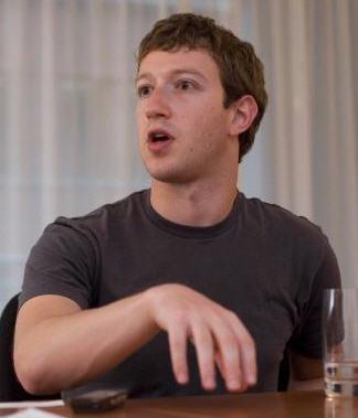 Bild zu: Facebook CEO Mark Zuckerberg: Our focus is growth, not revenue