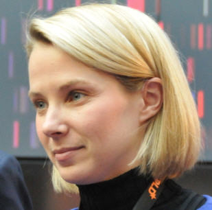 "Bild zu: Marissa Mayer: ""I have no plans to leave Google"""