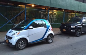 """Nicht """"regelkonform"""": Der verhängnisvolle Parkplatz in Brooklyn"""