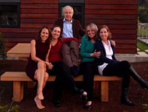 Die Wojcickis: Anne, Janet, Stanley, Esther und Susan (von links)