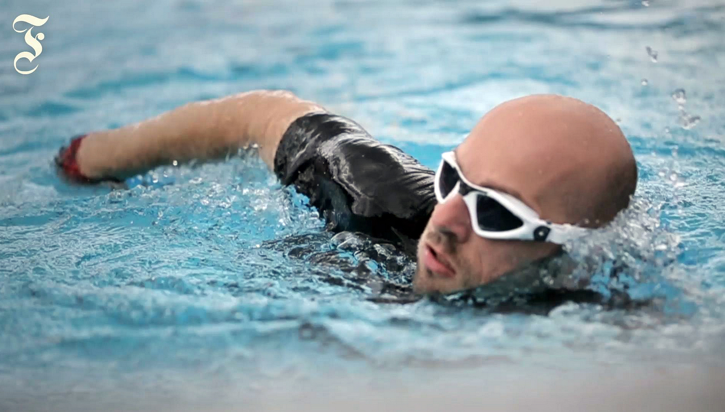 brustschwimmen technik phasen