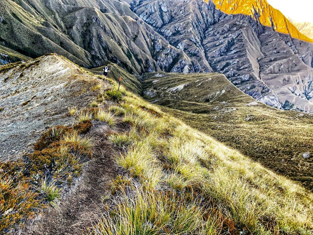 Lebenserfahrung: Downhill beim Motatapu Ultra