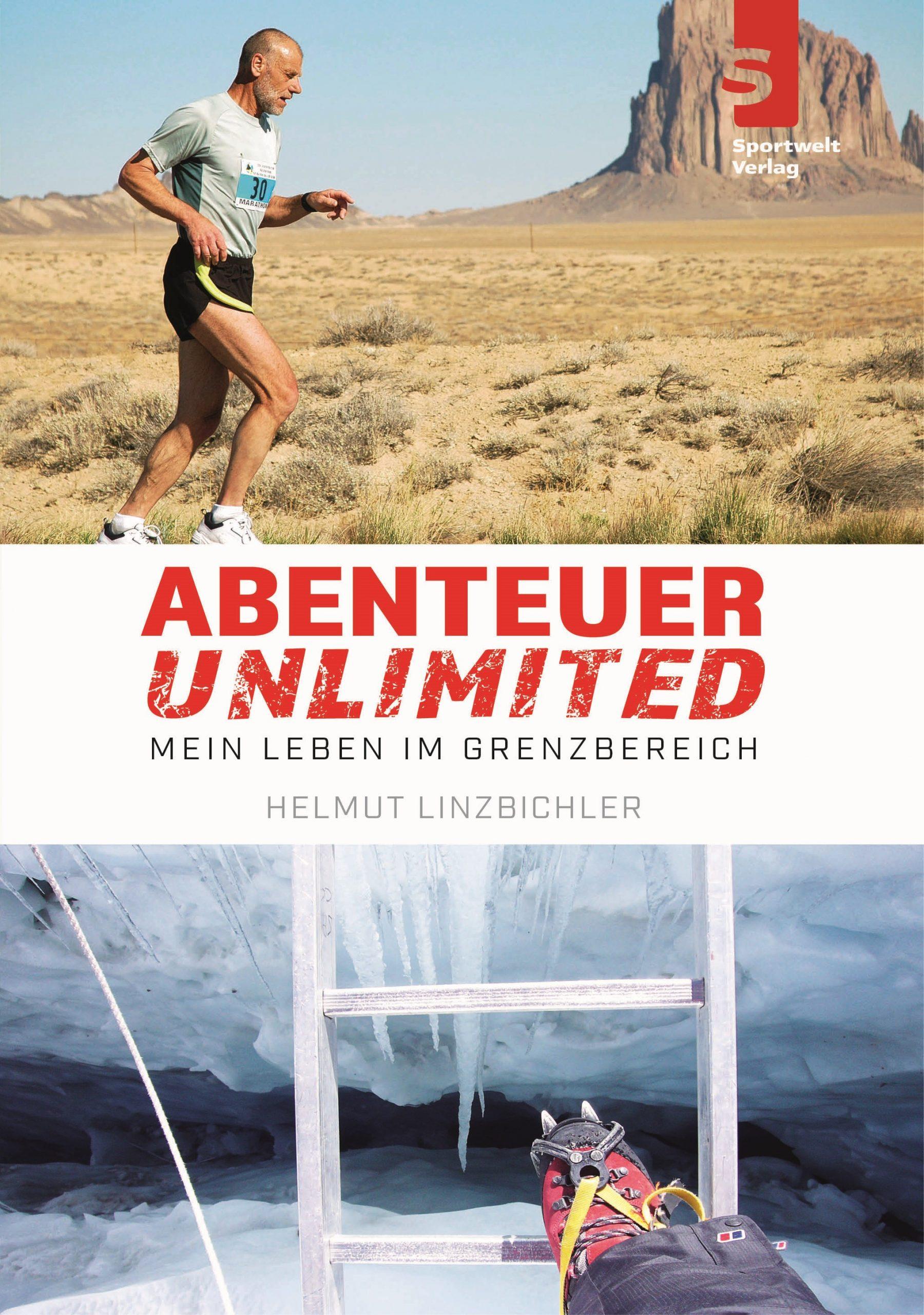 Nils' Lauflektüre: Abenteuer Unlimited – Helmut Linzbichler - #Nilsläuft
