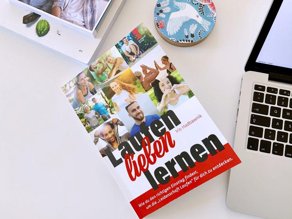 Buchcover Laufen lieben lernen