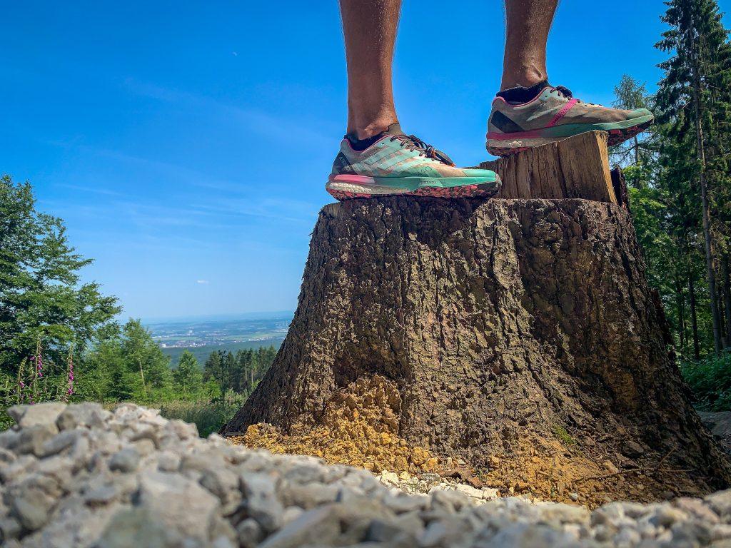 Schuhtest für den Ultratrail