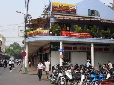 Bild zu: Ein Restaurant am vietnamesischen Ende des Universums