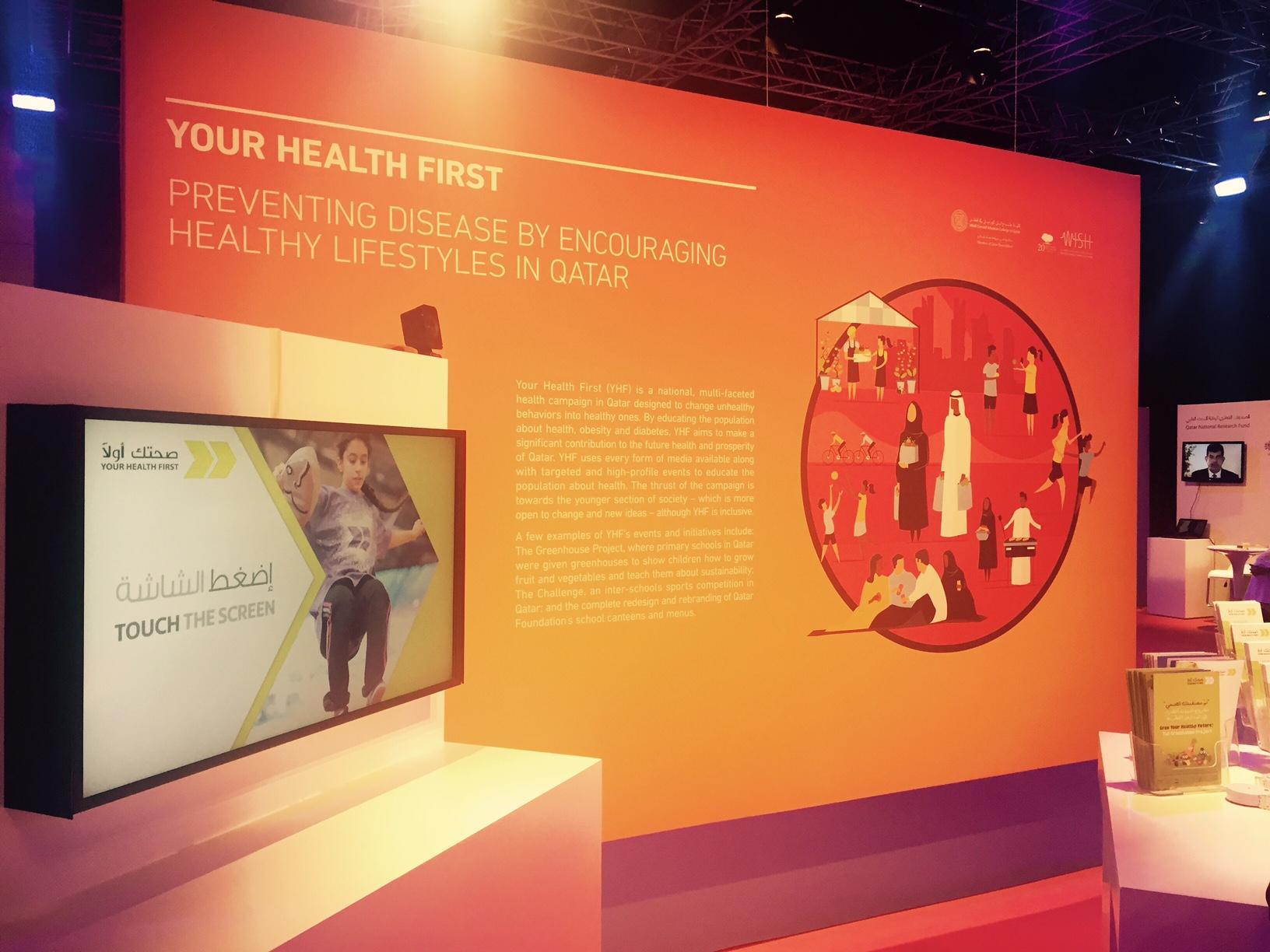 Gesundheit first: Qatar auf der biomedizinisch-digitalen Überholspur.
