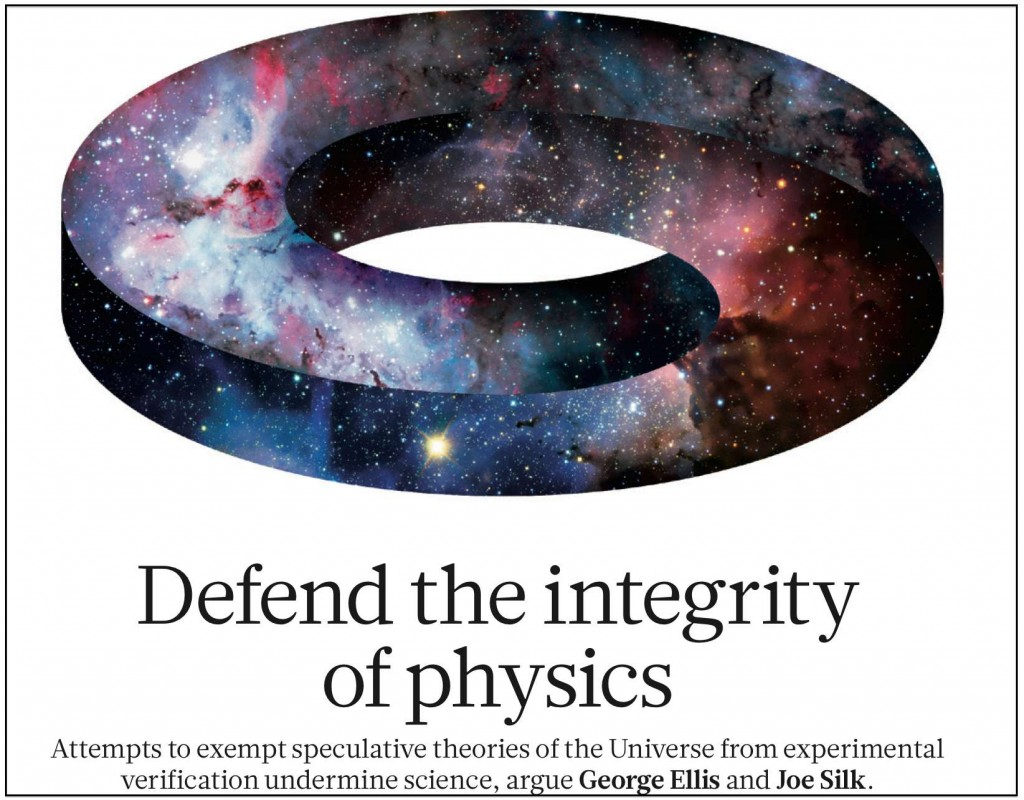 http://www.nature.com/news/scientific-method-defend-the-integrity-of-physics-1.16535
