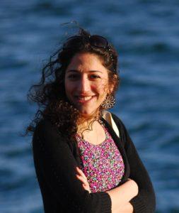 Astrophysikerin mit dem Schwerpunkt Galaxienentwicklung: Azadeh Fattahi