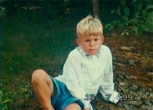 Aus dem Videoarchiv von Familie Carlsen