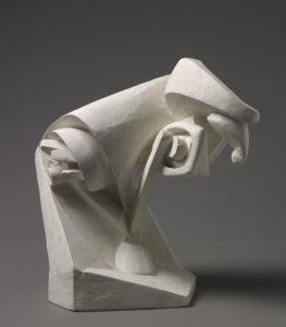 Raymond Duchamp-Villon: Das Pferd, 1914 (Abb: Fundacion Miro)