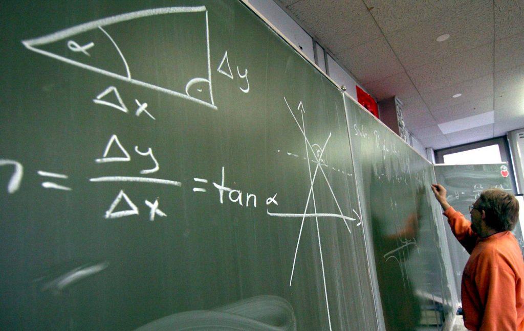 Mathematische Formeln bleiben für einige Schüler ihr Leben lang rätselhaft.