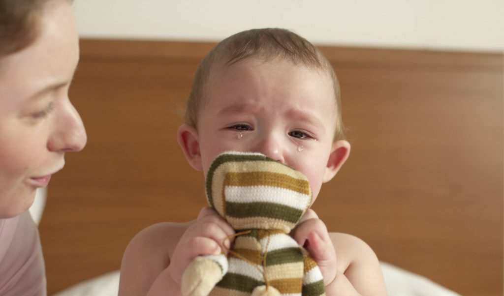 Wenn das Kind seinen Willen nicht bekommt, muss es mit seinen Gefühlen trotzdem nicht alleingelassen werden.