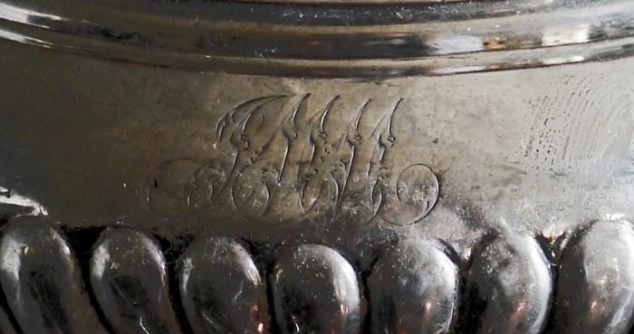 Vermutlich Silber Jugendstil Gut Ausgebildete Antiker Geldbeutel