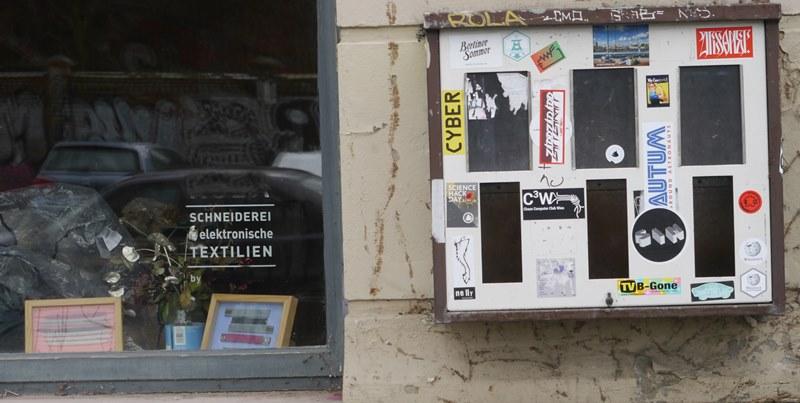 Kreuzberger Nächte werden kurz gemacht - Stützen der