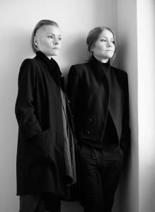 Anja und Sandra Umann gründeten 2010 das Label Umasan