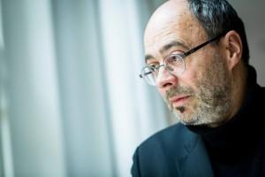 Der Schriftsteller Michael Kleeberg
